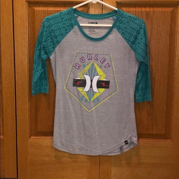Hurley Tops - Hurley half sleeve shirt